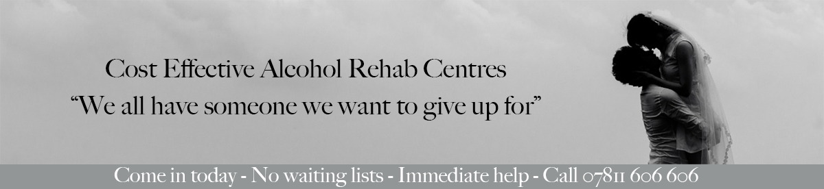 alcohol rehabilitation prices